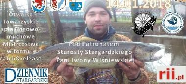 Mistrzostwa w Po³owie Troci i £ososia INA 2018