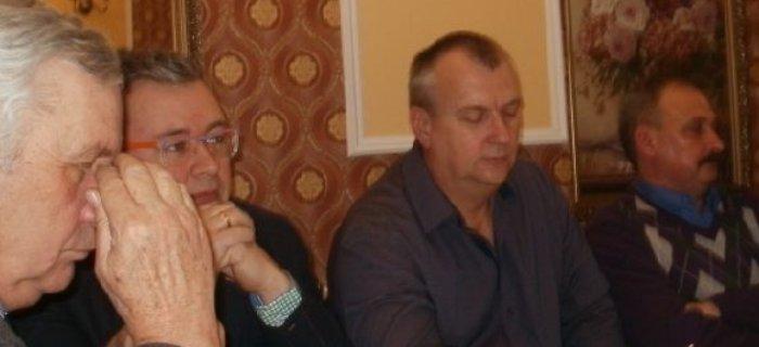 Zebranie sprawozdawcze Ko³a 109 Metalurg Kutno 10.02.2018