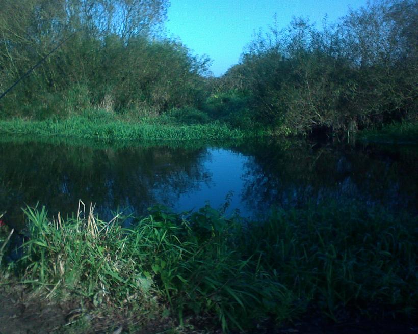 Rzeka Ina Odcinek Nizinny