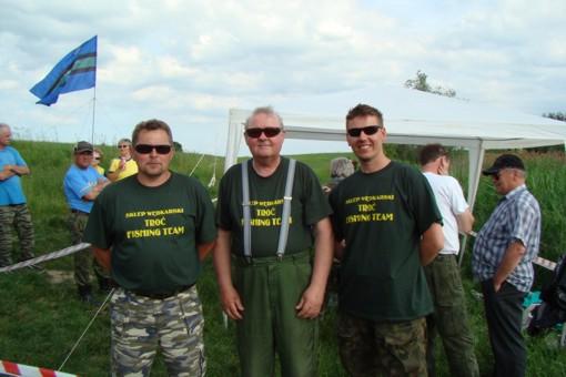VII Otwarty Maraton Wêdkarski - Mlewiec 2010