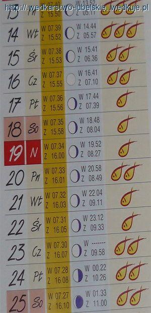 Kalendarze bra� na nowy sezon