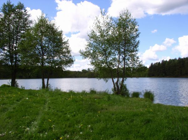 Jezioro Lednik - Miastko