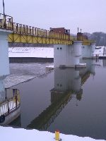 Rzeka Odra wyspa-Ko¿le