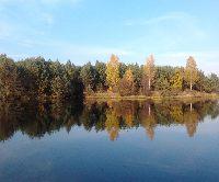 Zbiornik wodny Lubianka PZW Kielce