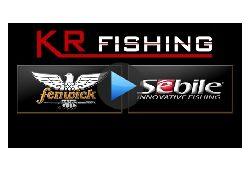 Konrad Kolañczyk KR Fishing Fenwick Sebile Targi Wêdkarskie Poznañ