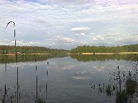 Jezioro Wygonin na ryby