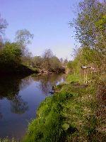 Rzeka Wis³ok - Iskrzynia