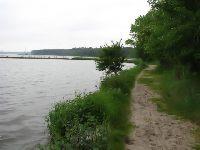 Zalew Zemborzycki ko�o Lublina