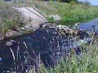 Rzeka Czarna £ada