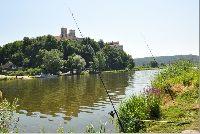 Wisla w Tyñcu (Piekarach)