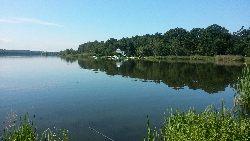 Jezioro Paprocany na ryby