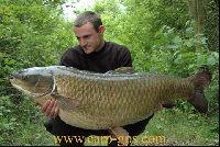 Amur 34,8 kg i 120 cm.
