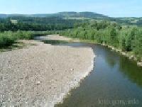 Rzeka £ososina
