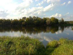 R�an na rzece Narew