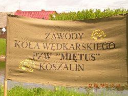 W�dkarskie Zawody Lata - Bez Zan�towe. Dwie Tury 2014 r. Relacja.