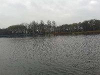 Zbiornik zaporowy Borki w Radomiu.