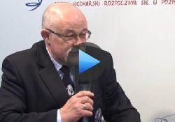 Prezes PZW Dionizy Ziemiecki wywiad Rybomania 2014
