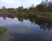 Rzeka Guber - odcinek Cegielnia