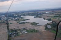 Jezioro Zamkowe (W±brze¿no)