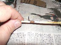 Mocowanie dodatkowej przelotki do podlod�wki