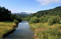 Rzeka Szczawniczek