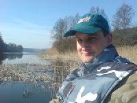 Jezioro Rakowieckie - �owisko Ro�ci�g