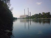 Rzeka Wis³a Ostrówek