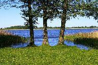 Jezioro M�j - ko�o K�trzyna