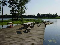 Jezioro Boksze na Suwalszczy�nie