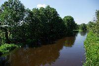 Rzeka Bia³a Nida