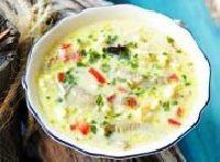 Zupa rybna z Okonia...