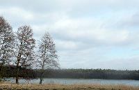 Jezioro Ostr�w - �liskie Brodnica