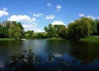 Park Szczê¶liwicki Warszawa