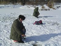 Wêdkarstwo zimowe
