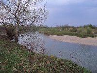 Rzeka San (Okolice Przemy¶la)