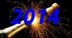 Szczê¶liwego nowego 2014 roku
