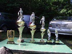Puchar przewodnicz±cego rady powiatu Ma³gorzaty Oller  16.07.17