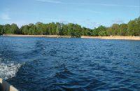 Jezioro Wo¶win na Pojezierzu Iñskim