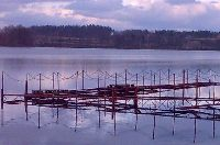 Jezioro Jeleñ - Bytów