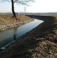 Iwonicki Potok potok Iwonka Beskid Niski