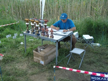 VI OTWARTY MARATON SP£AWIKOWO - GRUNTOWY MLEWIEC - 2009