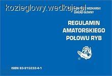 Regulamin Amatorskiego Po�owu Ryb (NOWY)