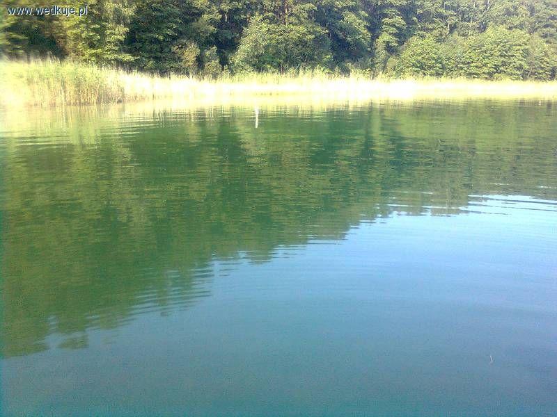 Jezioro P³otki - Pi³a