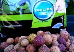 KULKI PROTEINOWE-Carp Food Mix Boilies/1kg Fruit &