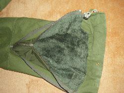 Spodnie rybacko-wedkarskie sztormowe xxl