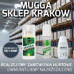 Mugga Kraków. ¦rodki na komary Mugga Kraków. Mugga