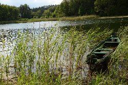 Abel - domek nad jeziorem Rzuno (Dziemiany)