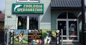 Sklep Zoologiczno-Wêdkarski £omianki (£omianki)