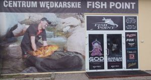 Centrum W�dkarskie Fish Point (Krak�w)
