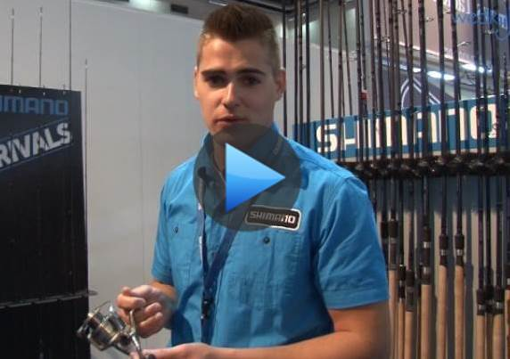 Nowo�ci firmy Shimano EFTTEX 2013